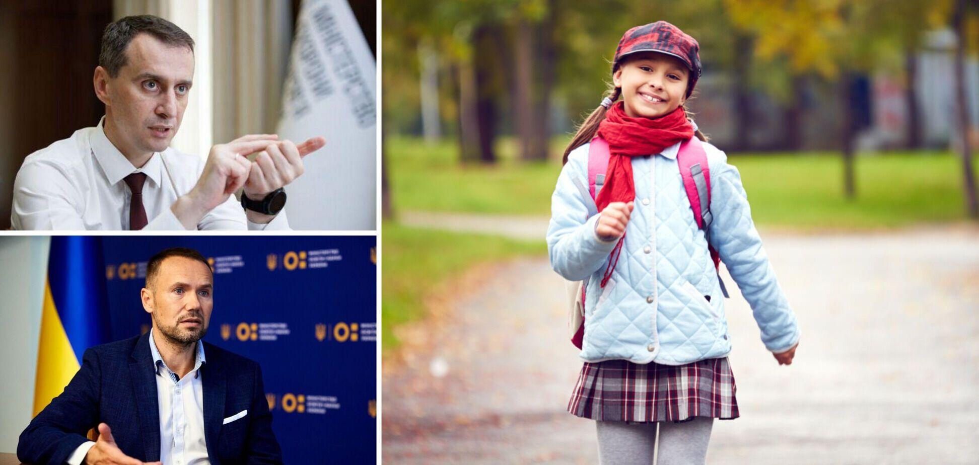Канікули можуть перенести в усіх українських школах