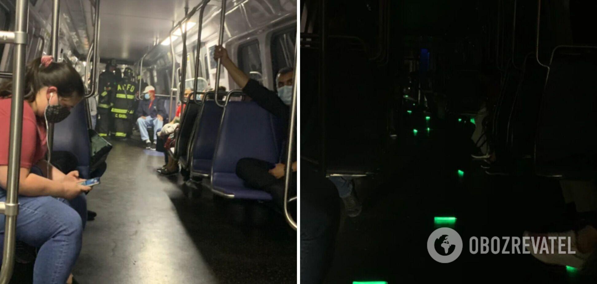 У Вашингтоні вагон метро зійшов з рейок