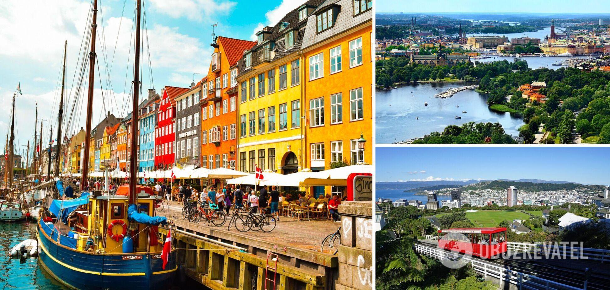 10 самых безопасных городов мира для туристов