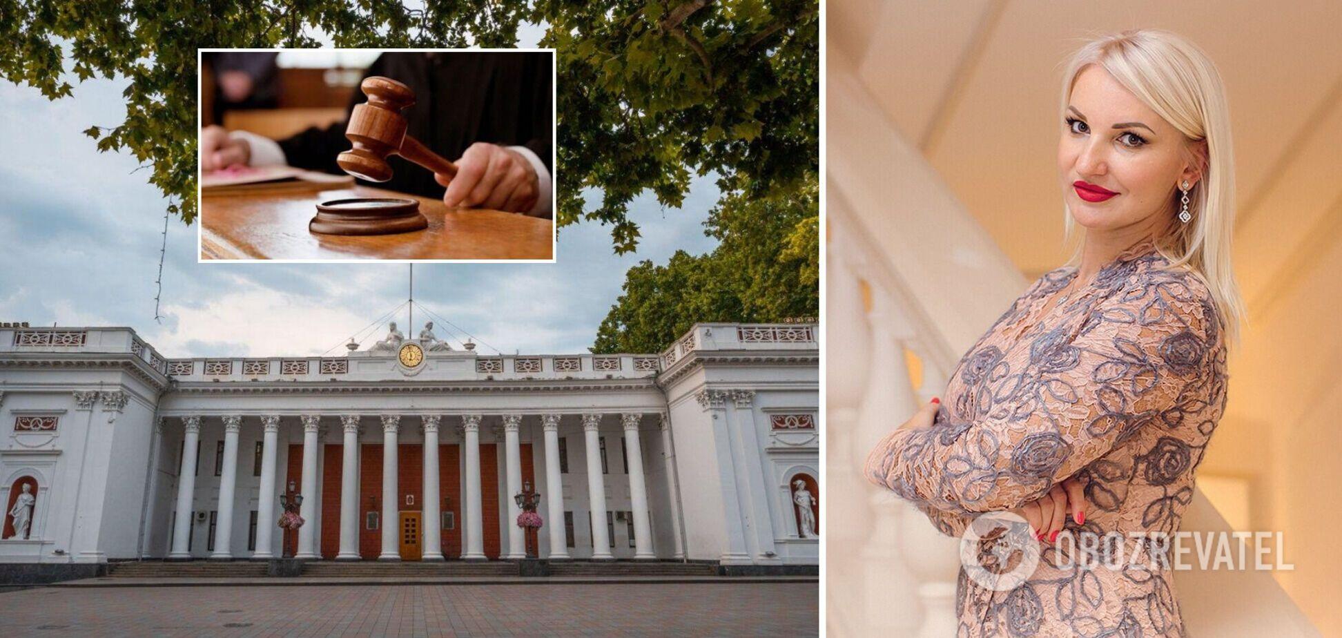 Суд избрал меру пресечения одесской чиновнице, подозреваемой в незаконном завладении землей