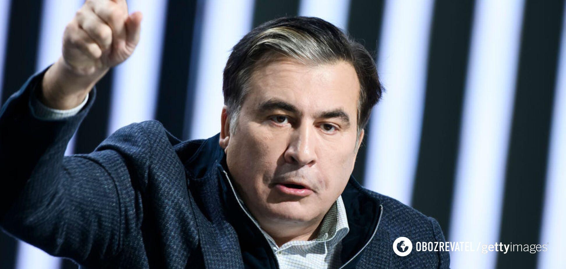 Адвокат заявил об ухудшении состояния Саакашвили из-за голодовки: ему сложно передвигаться