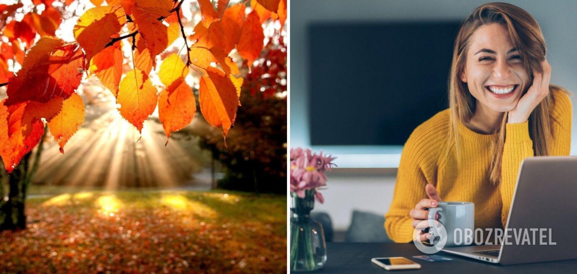 Чотири знаки зодіаку чекають приємні новини в жовтні: астрологи назвали щасливчиків
