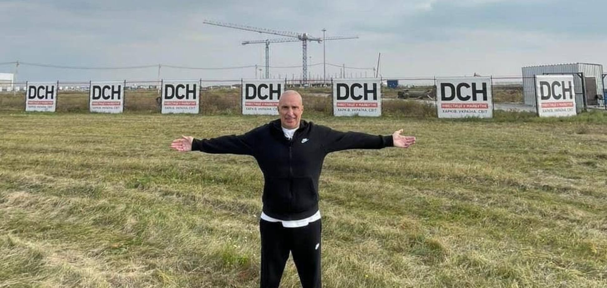 Аеропорт у Дніпрі цілком реально побудувати вже до кінця 2022 року, – Ярославський