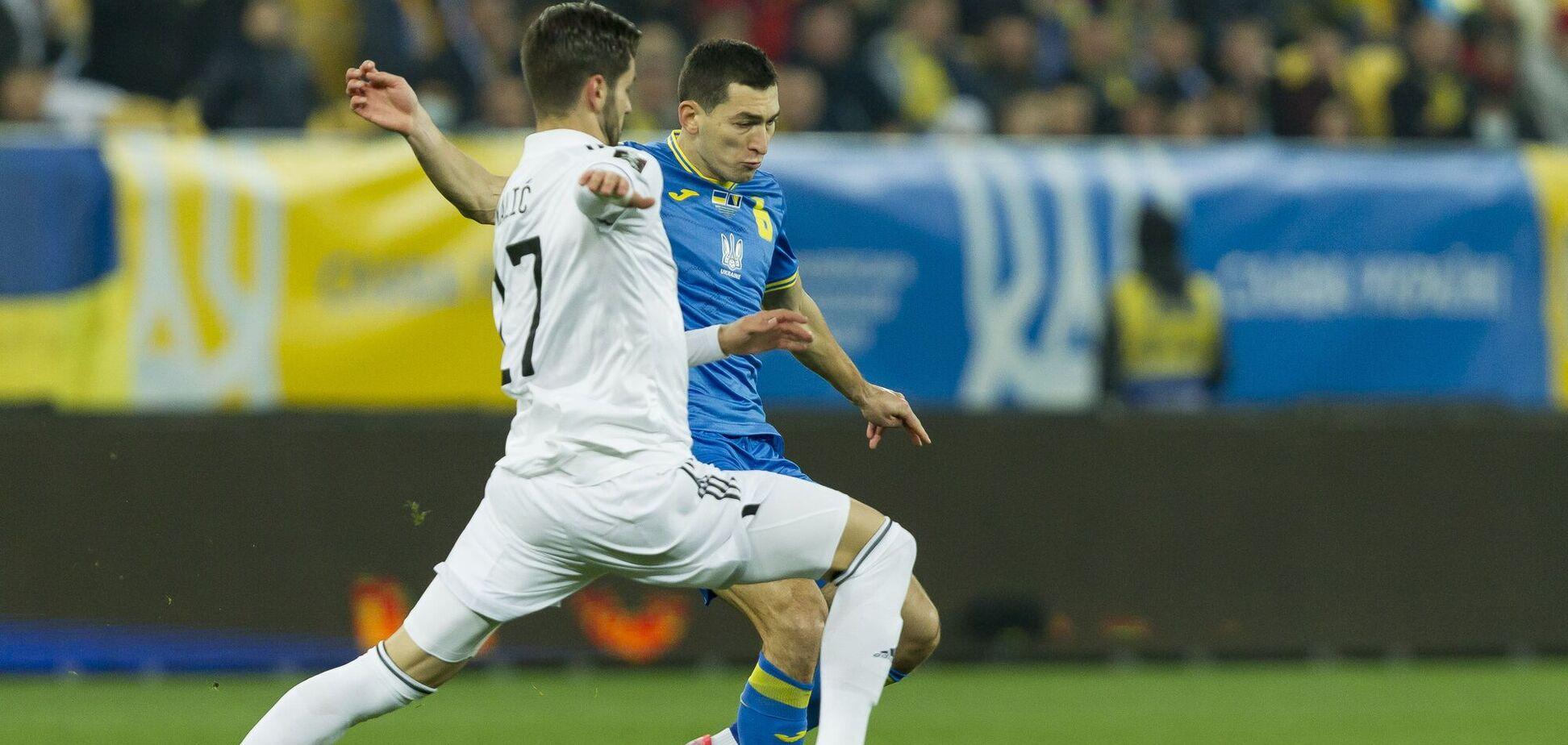 Степаненко знайшов дивну причину невдачі збірної України в матчі з Боснією