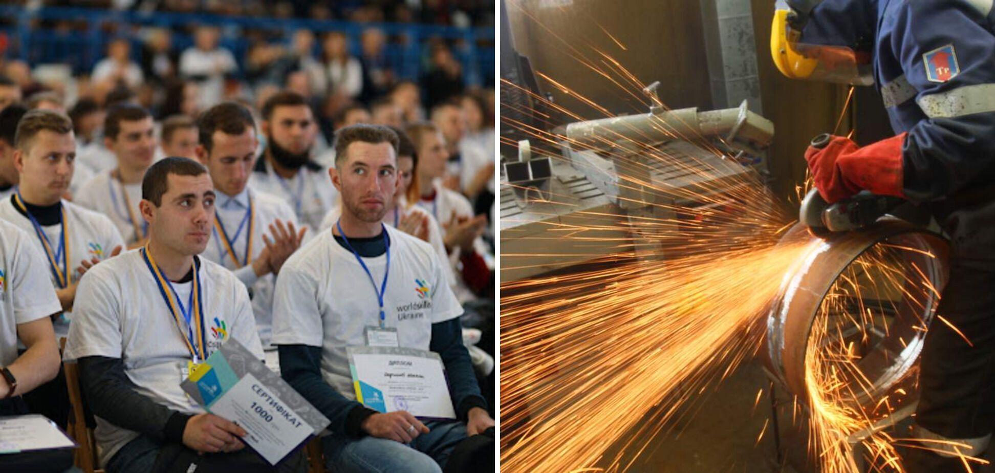Ректор 'Метінвест Політехніки' – про WorldSkills Ukraine: це можливість отримати класний кар'єрний старт