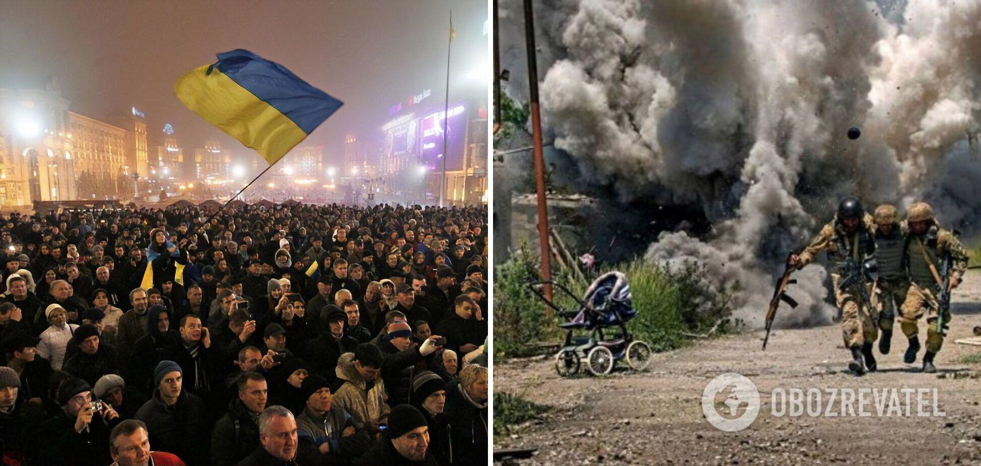 О защитниках и защитницах, или Почему я никогда не кричу 'Украина превыше всего!'