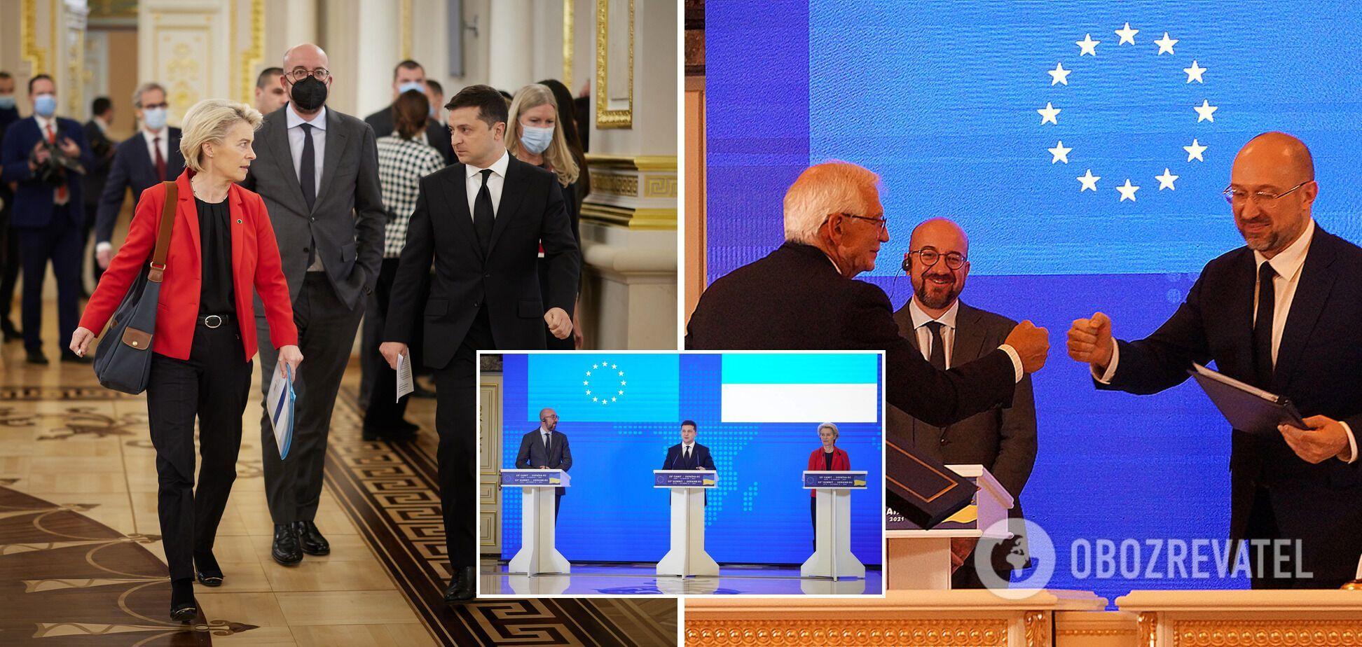 Саммит Украина-ЕС: о чем договорились и что не так?