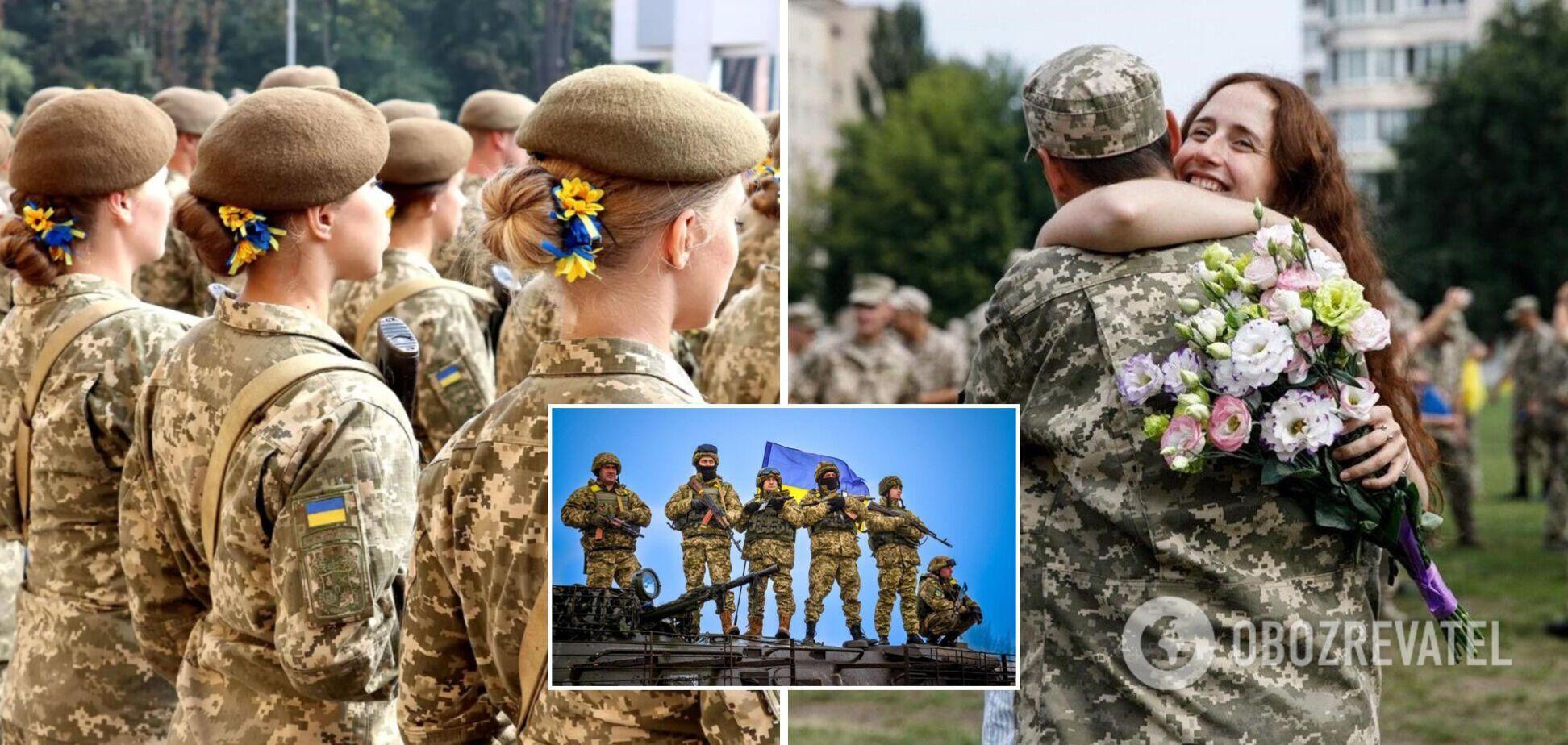В Украине 14 октября празднуют День защитников и защитниц. Главные факты