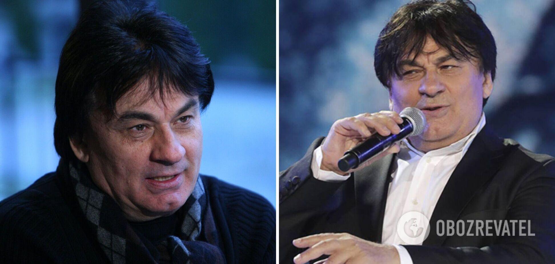 Лікарі не дають прогнозів: стан відомого російського співака різко погіршився