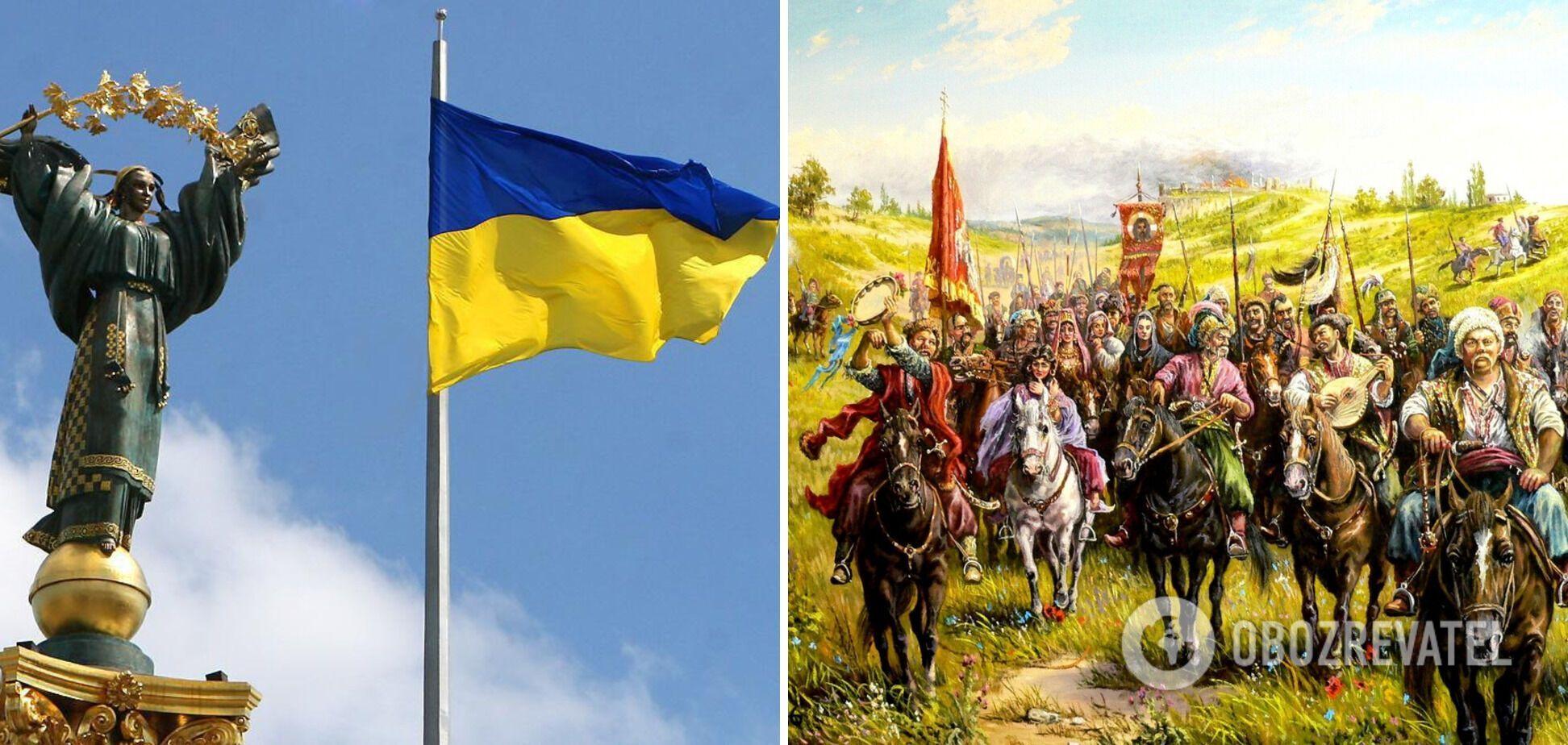 Украина: страна мечты казачества