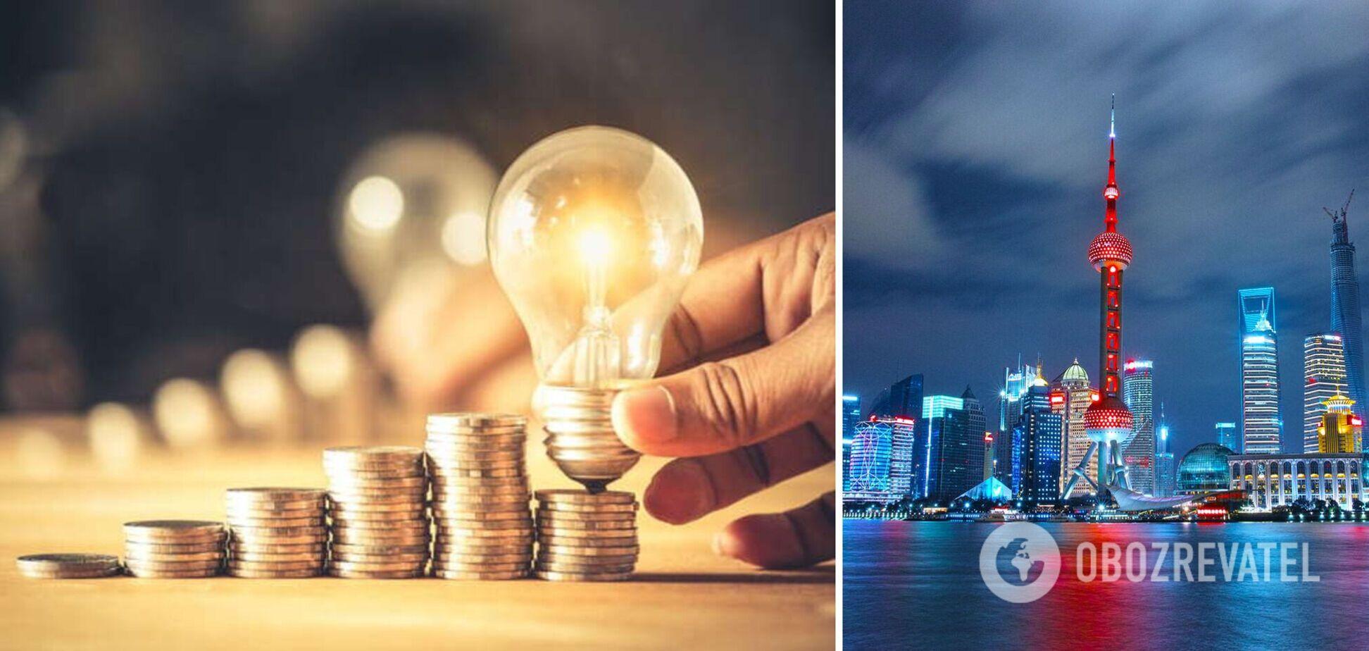 Китай лібералізує ціни на електроенергію