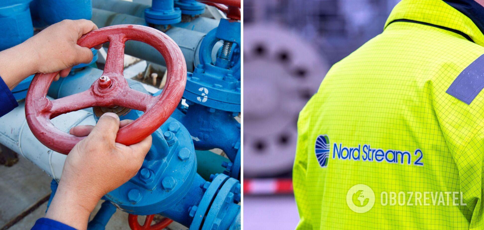 У 'Північний потік-2' закачують технологічний газ