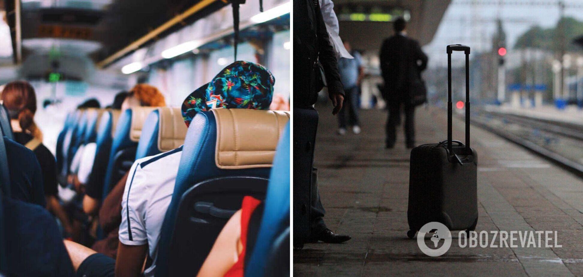 В поїзд, автобус і літак не пустять без 'ковідних' документів