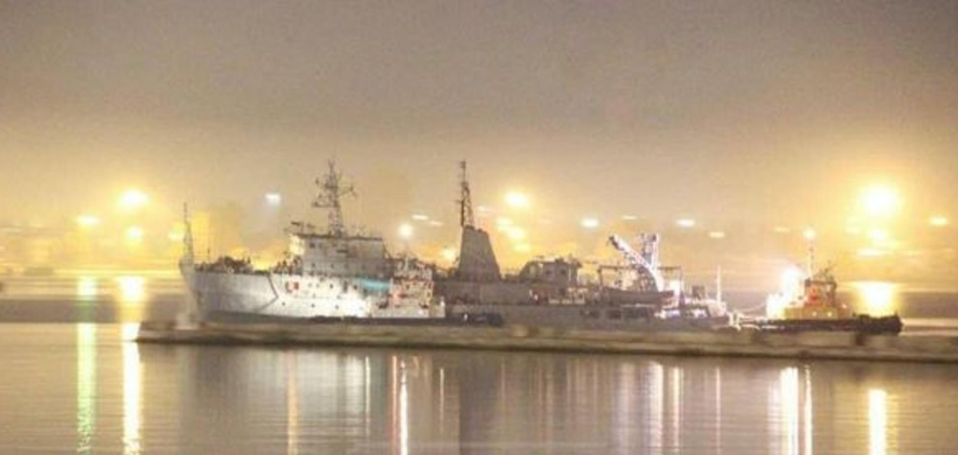 Плавзасоби Мінінфраструктури врятували судно ВМС 'Балта' у Чорному морі