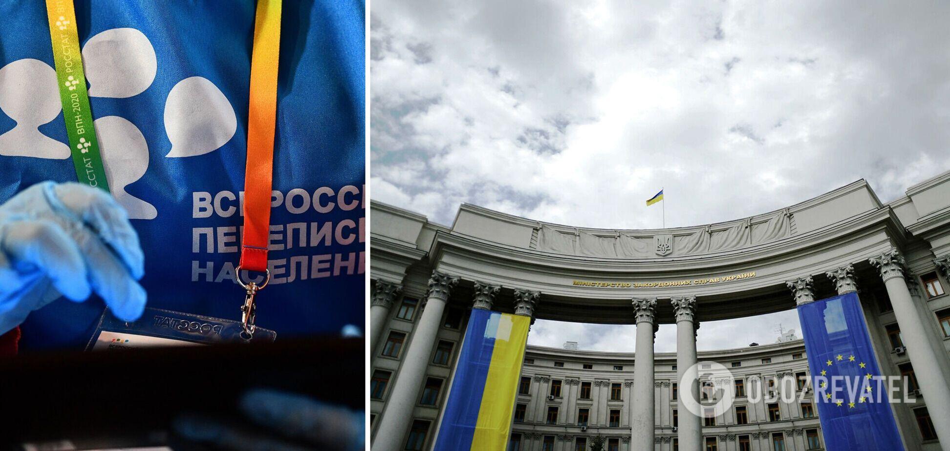 Росія почала перепис населення в окупованому Криму: Україна відреагувала