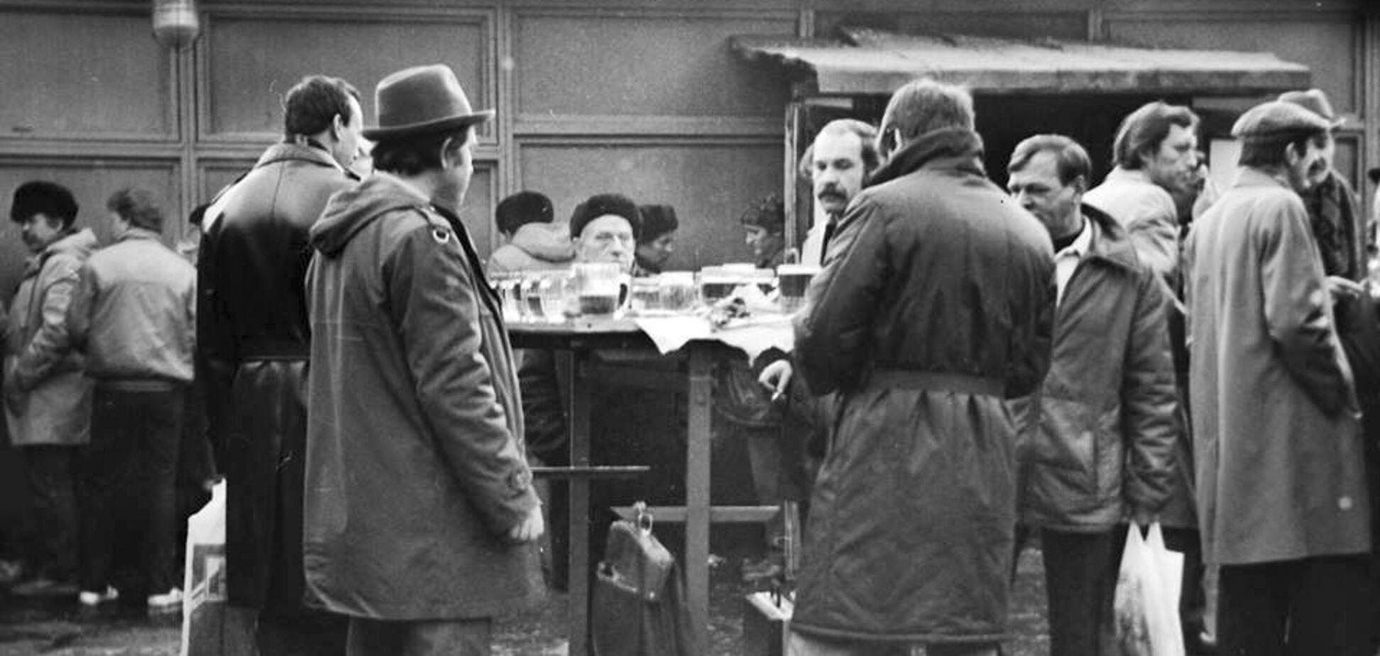 Почему мужчины в СССР так плохо выглядели