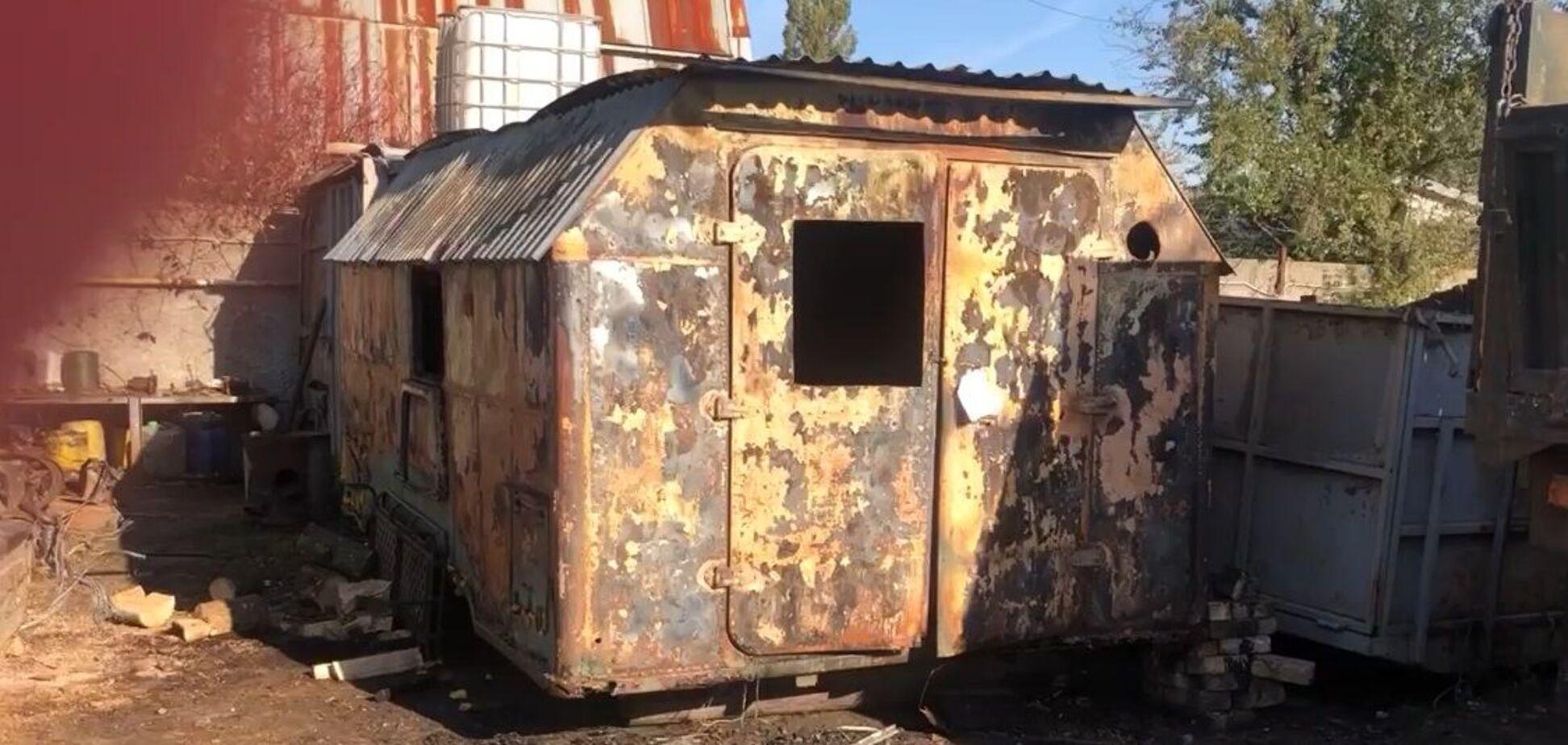 У Львові троє людей загинули через пожежу у вагончику