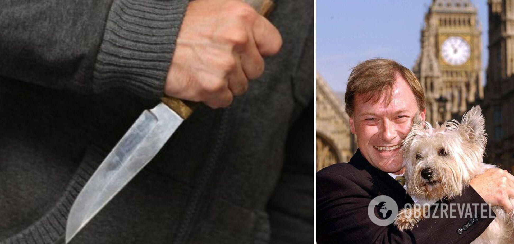 У Британії в церкві напали з ножем на депутата парламенту, він помер в лікарні. Фото і відео