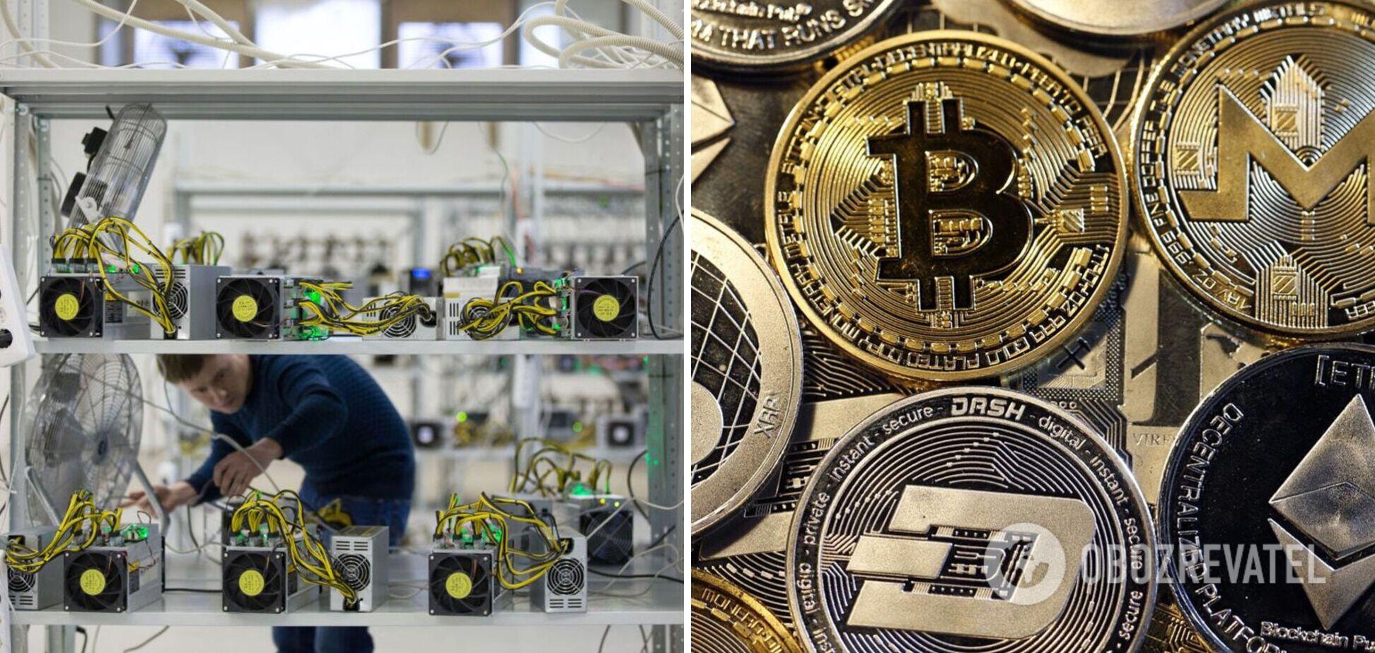 США, Росія і Казахстан наростили обсяги Майнінг криптовалюта