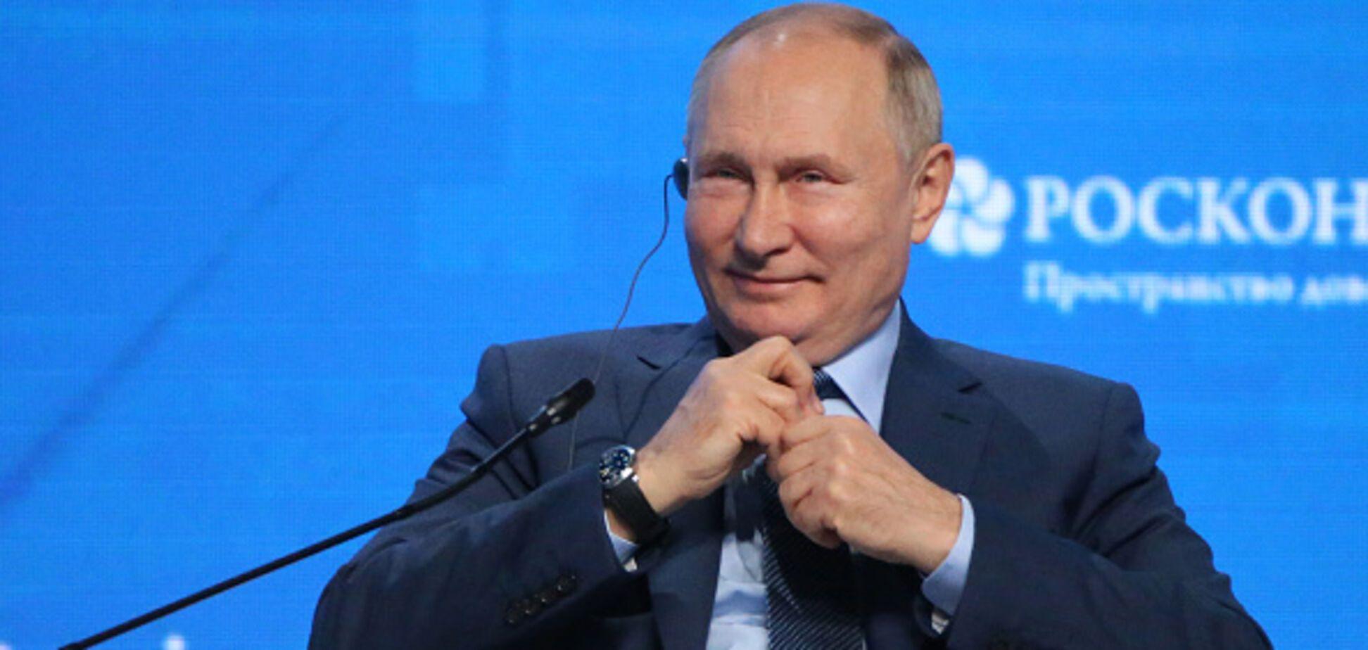 Преемников у Путина не будет