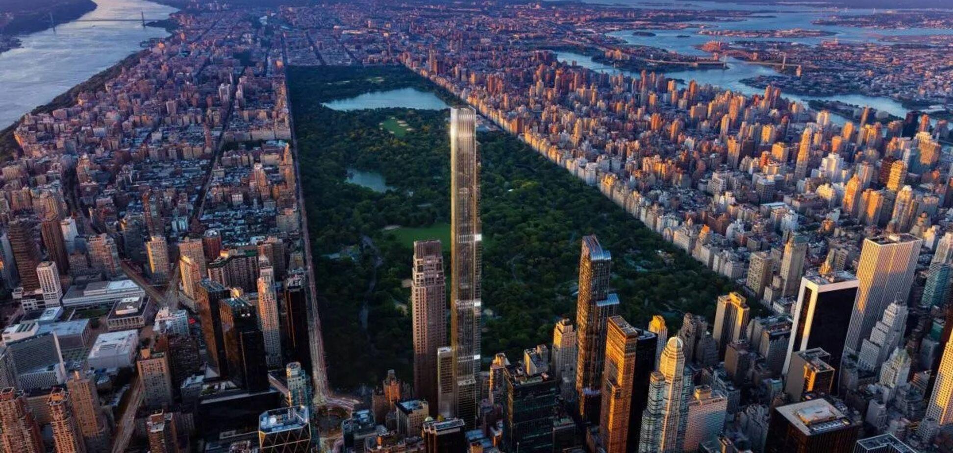У найвищому житловому хмарочосі світу продали квартиру з небувалою знижкою