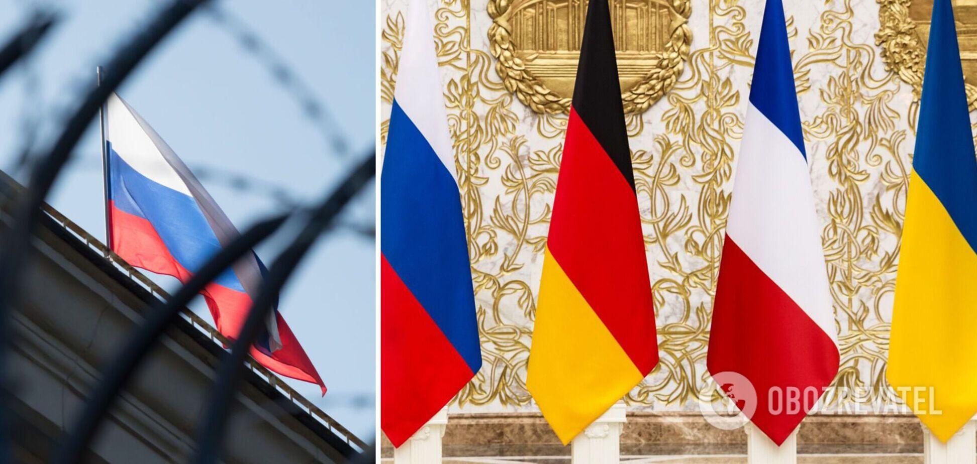 У Зеленського заявили, що Росія гальмує переговори щодо Донбасу