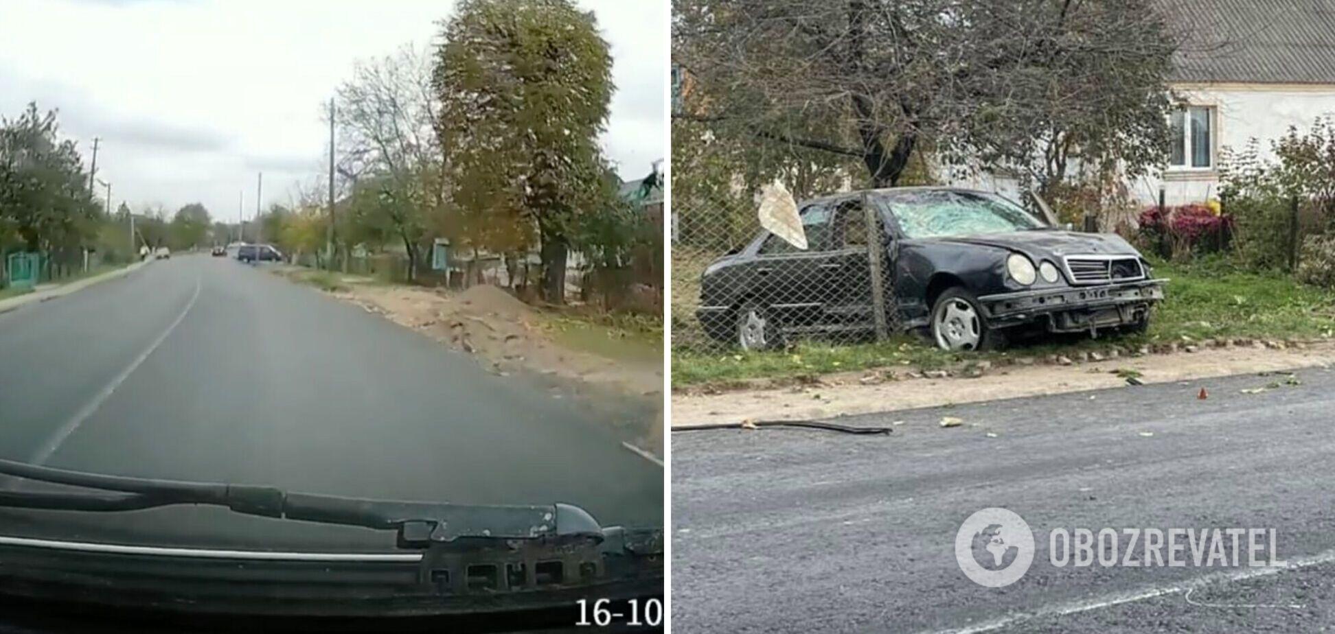 На Волыни водитель сбил женщину