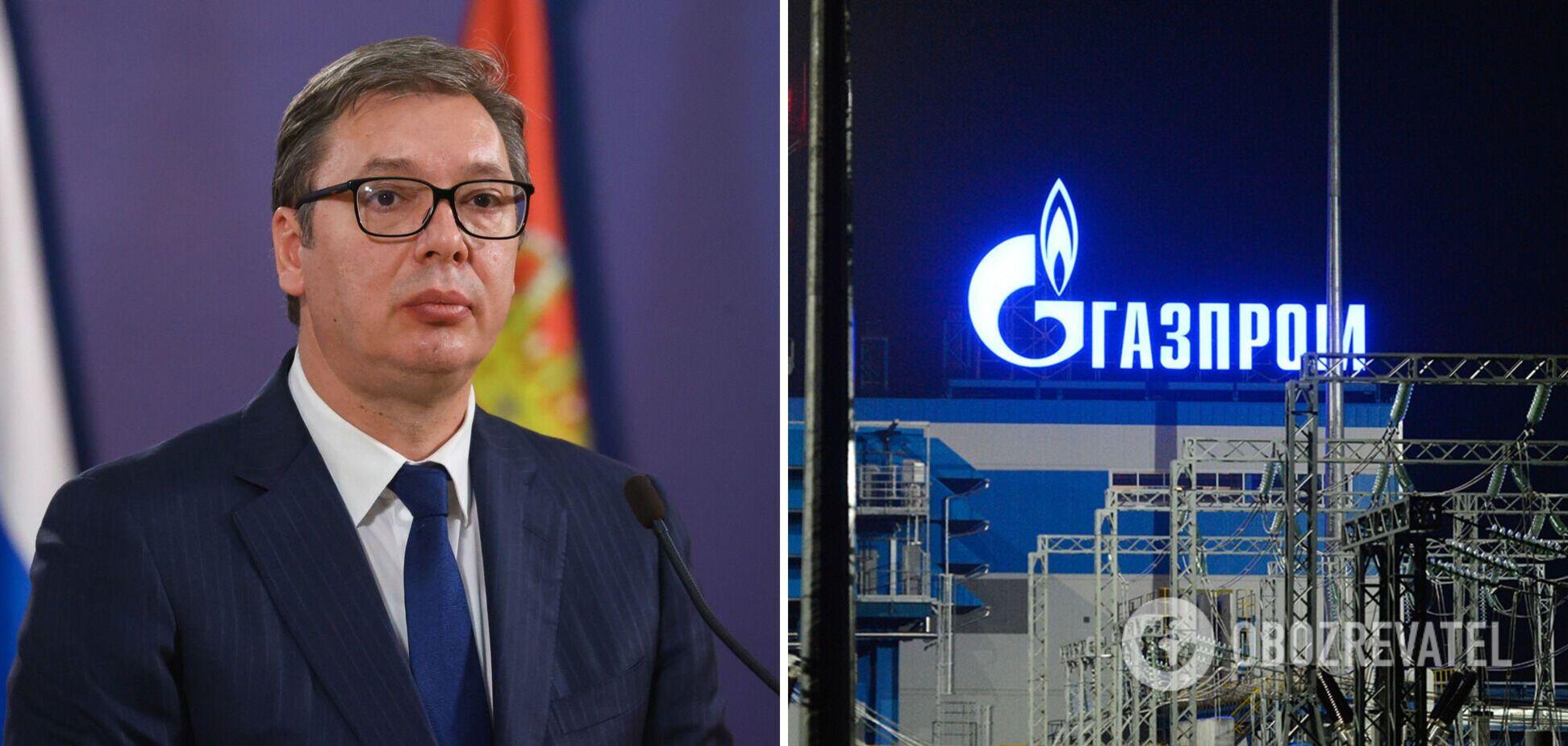 Росія запропонувала Сербії платити за газ $790 замість $270