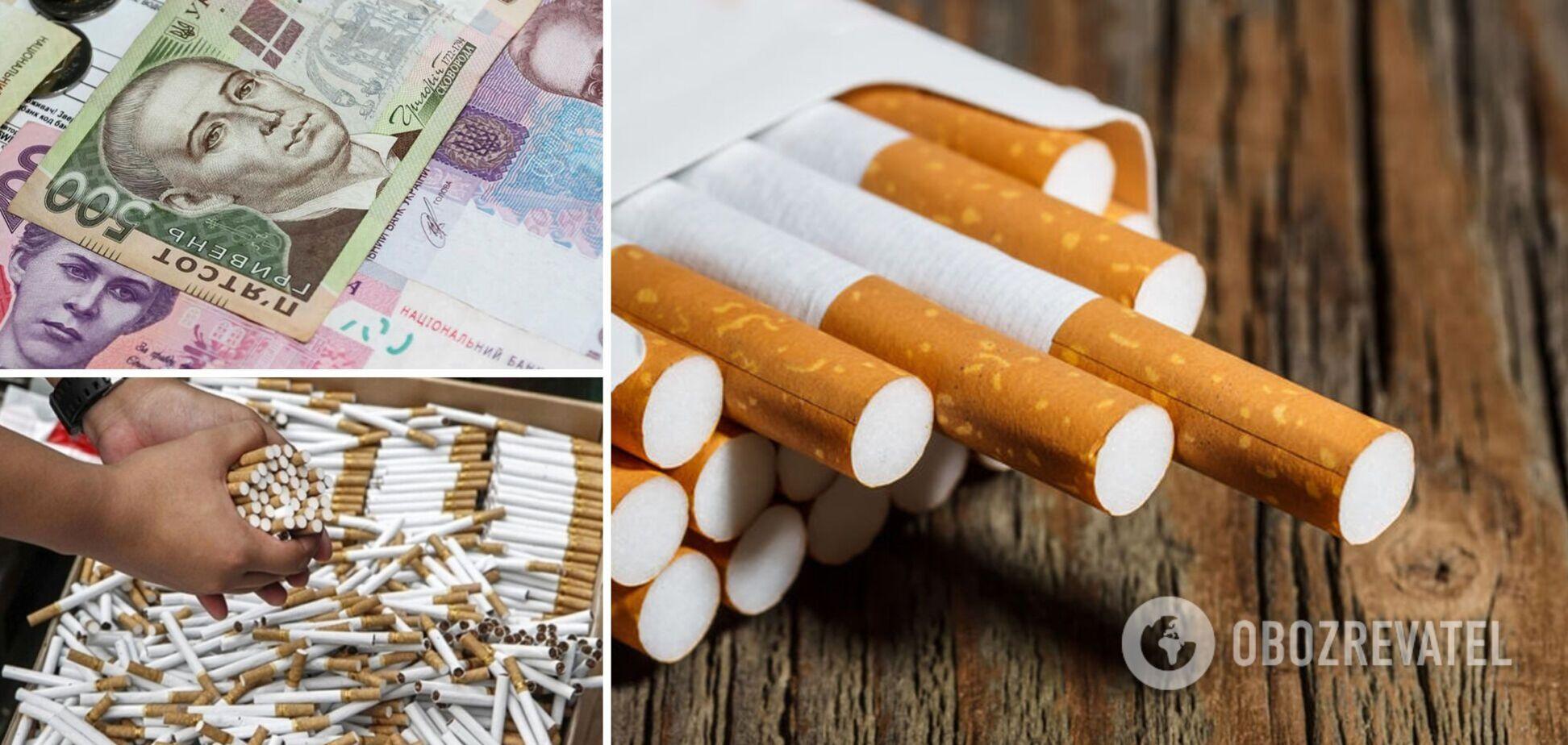 Сколько будет стоить пачка сигарет