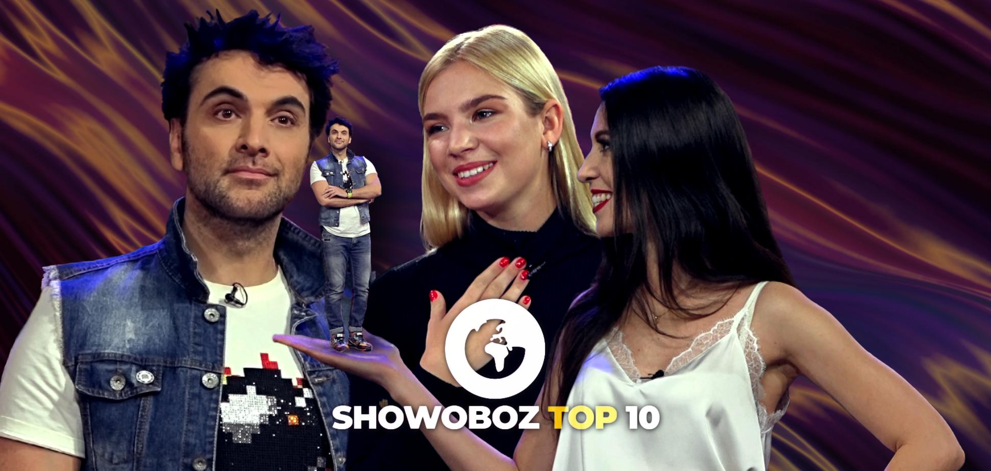 ALAN WALKER vs BURAK YETER та знайомство з блогеркою 'на мільйон' і молодою співачкою BARVINA у ShowOboz TOP-10