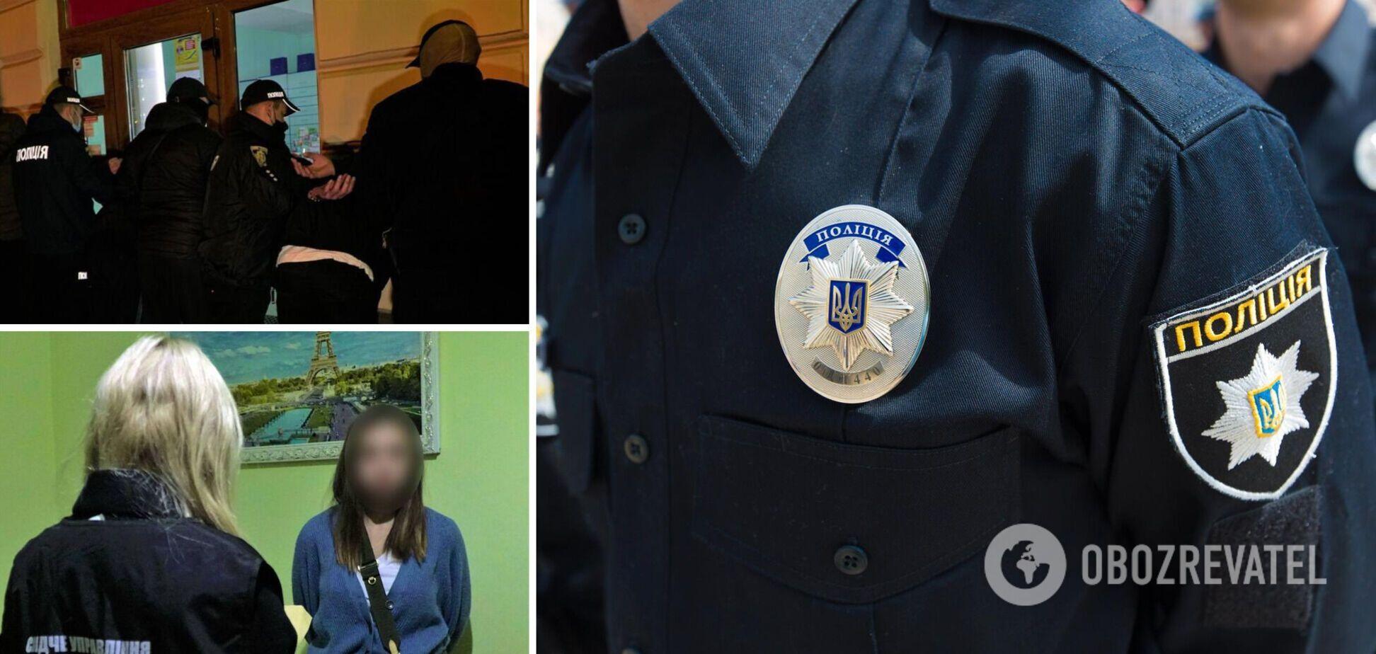 Требовали 2 млн евро: во Львове задержали банду, похитившую девушку. Фото