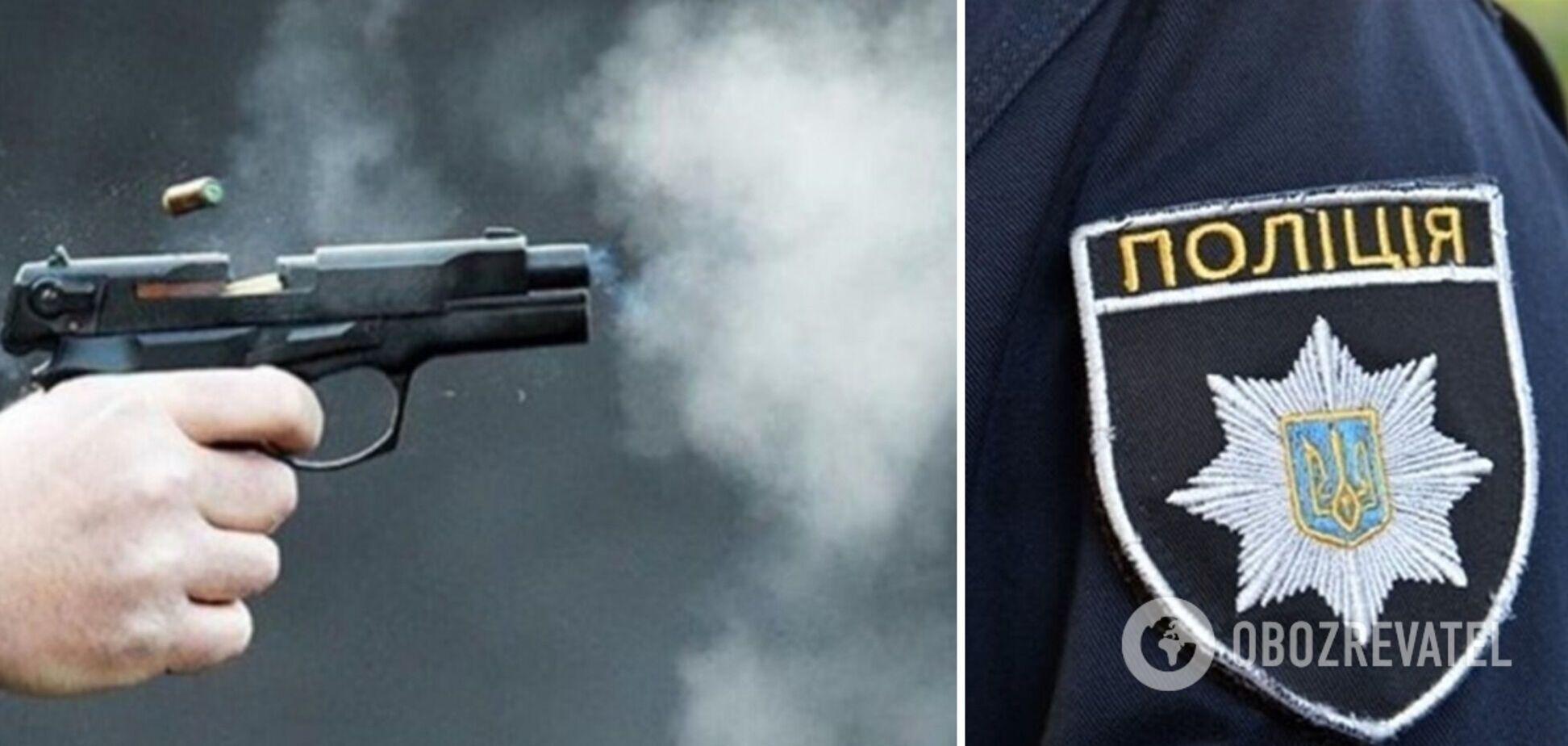 У Києві розстріляли маршрутку: постраждав 25-річний водій