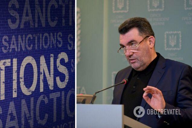 В санкционном списке по ворам в законе есть ошибки, затронувшие более 100 человек, – Данилов