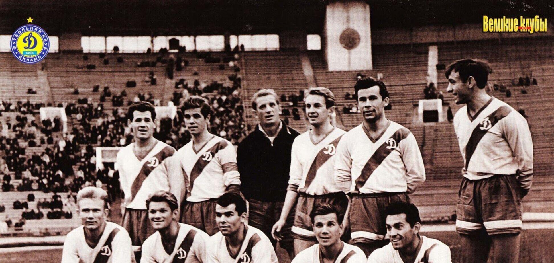 'Динамо' 60 лет назад выиграло первое чемпионство СССР, прервав гегемонию Москвы: как это было
