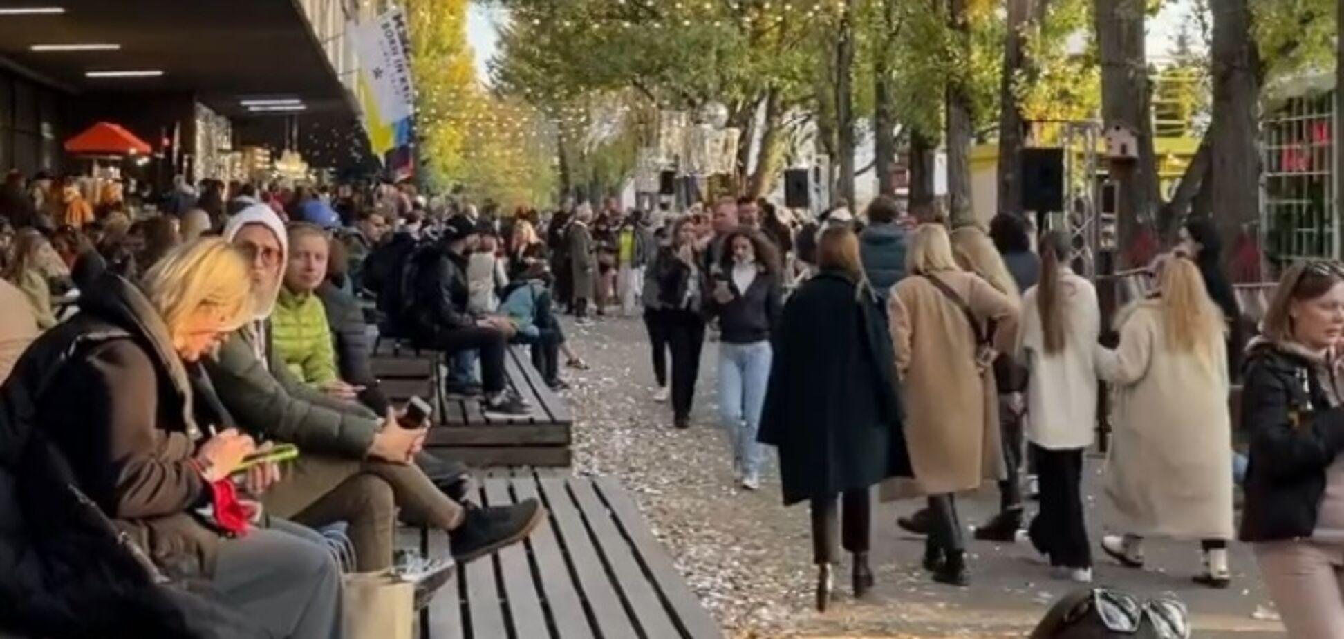 Масовий захід у Києві в розпал коронавірусу