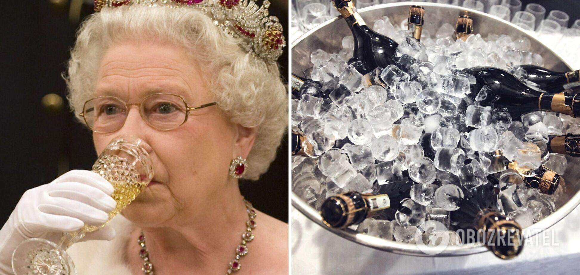 Чому Єлизавета ІІ змушена була відмовитися від спиртних напоїв