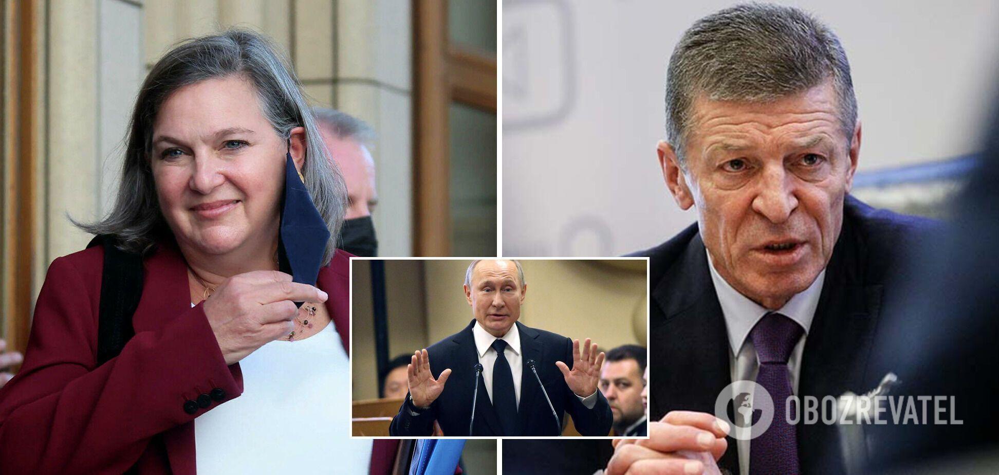 Недоимперия скончается при попытке 'братского' изнасилования Украины