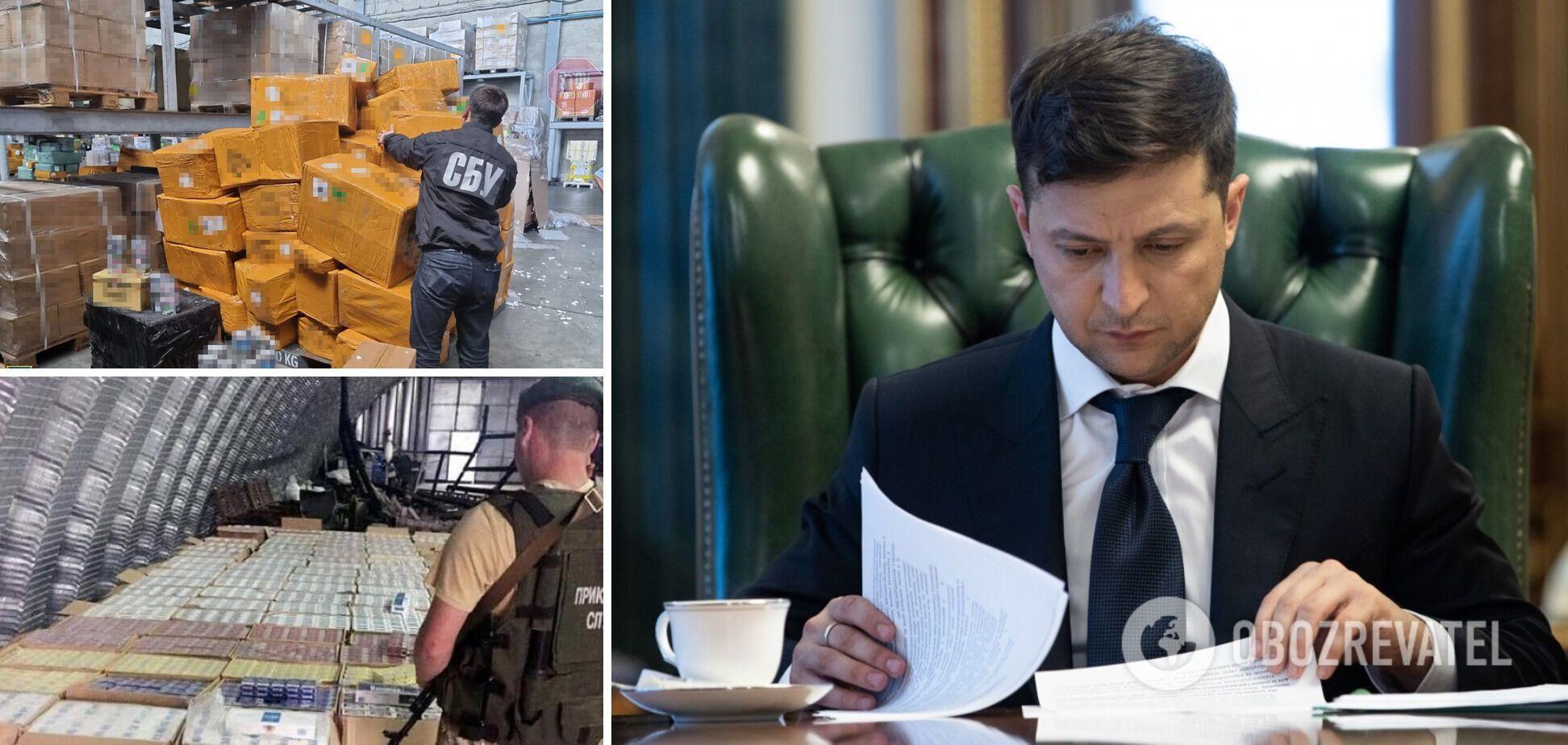'Потерянный' указ о санкциях против контрабандиста Акста наконец опубликован