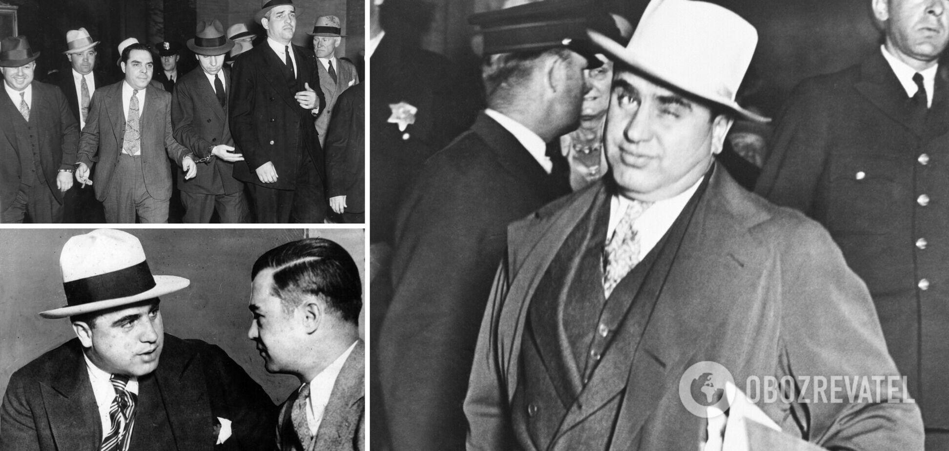 Був виключений зі школи і працював у кондитерській: 15 фактів про найвідомішого гангстера XX століття Аль Капоне