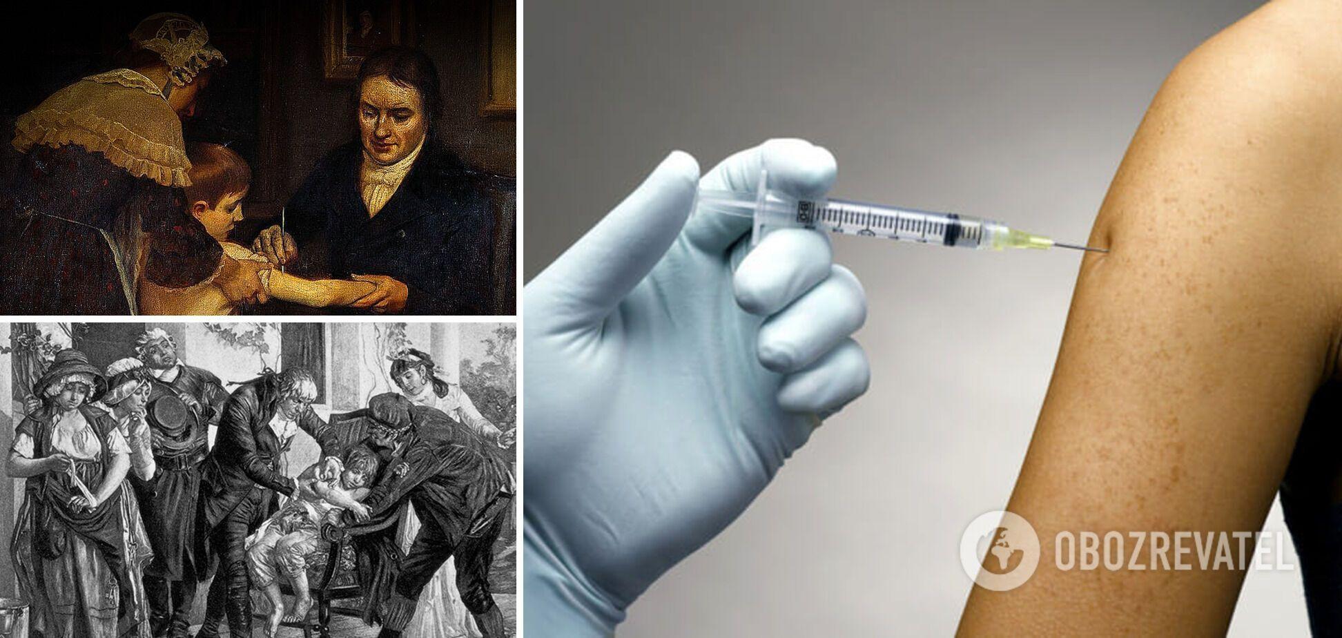 Десять хвороб, які перемогли завдяки вакцині