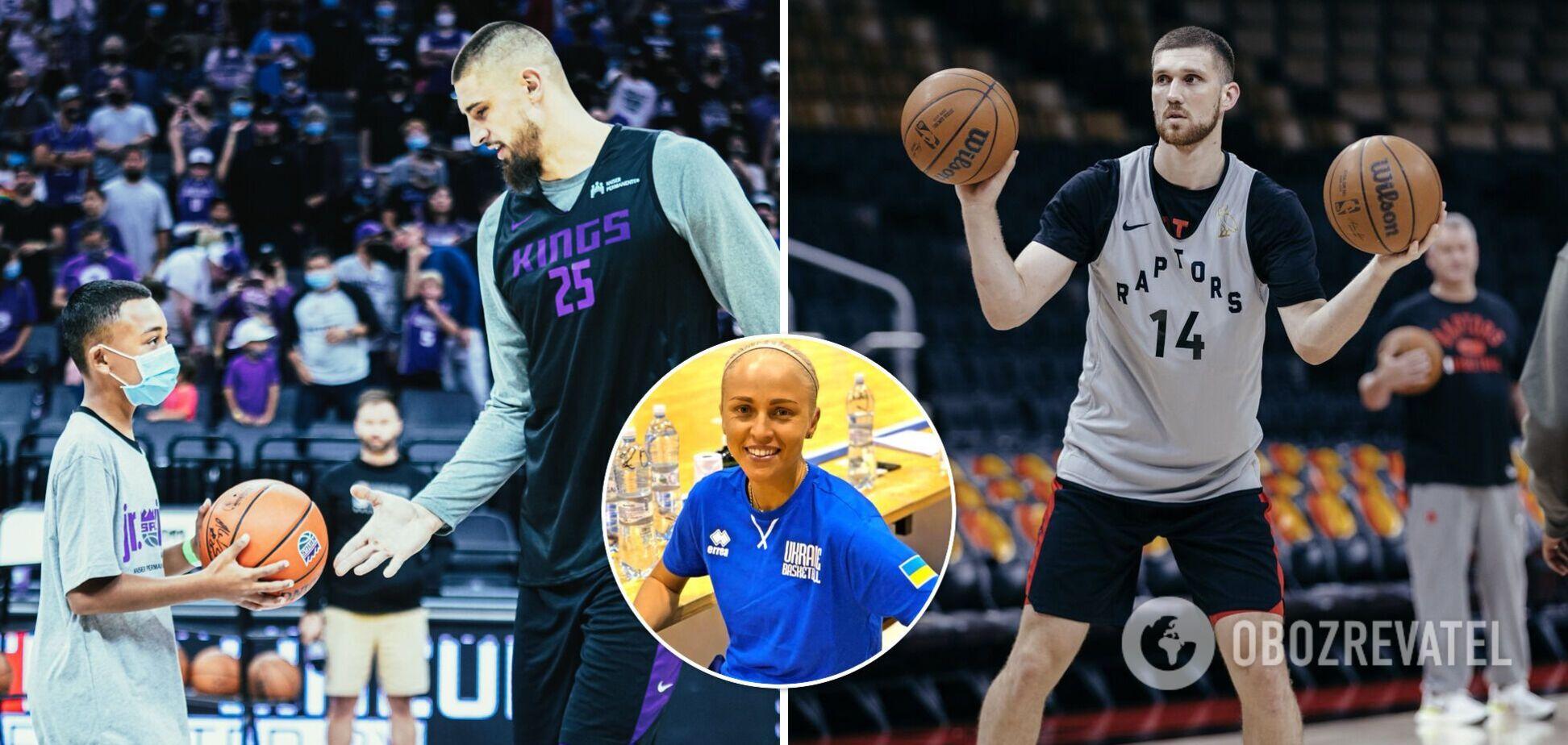 Баскетбол Михайлюк Лэнь