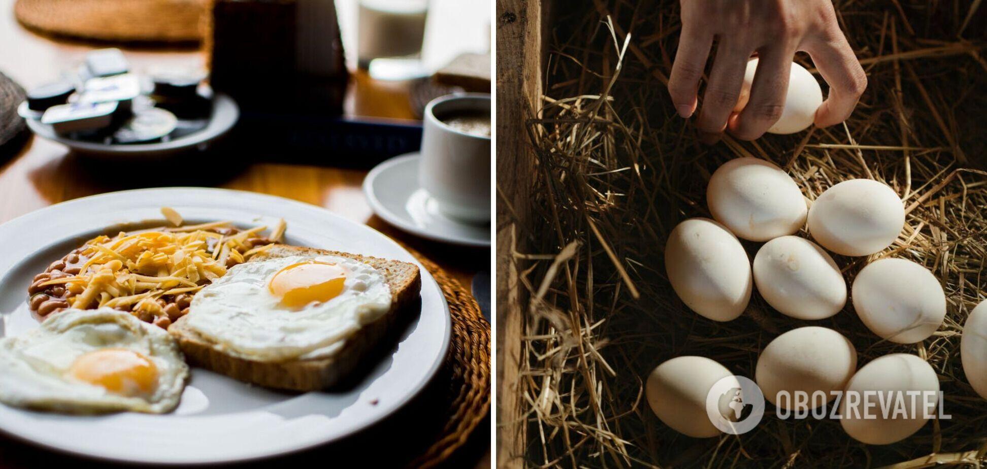 Ледачий сніданок з яєць: як правильно готувати простий продукт