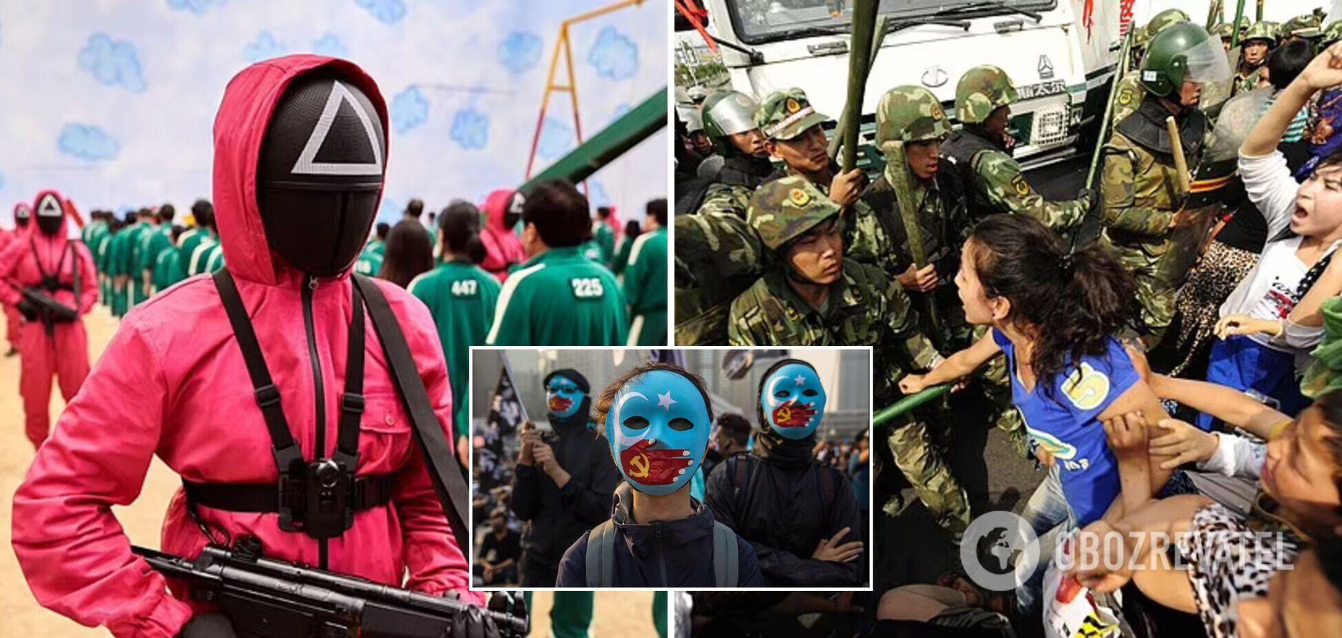 Справжня 'Гра в кальмара'? У Китаї дисидентам без їхньої згоди видаляють органи, вони потрапляють на чорний ринок