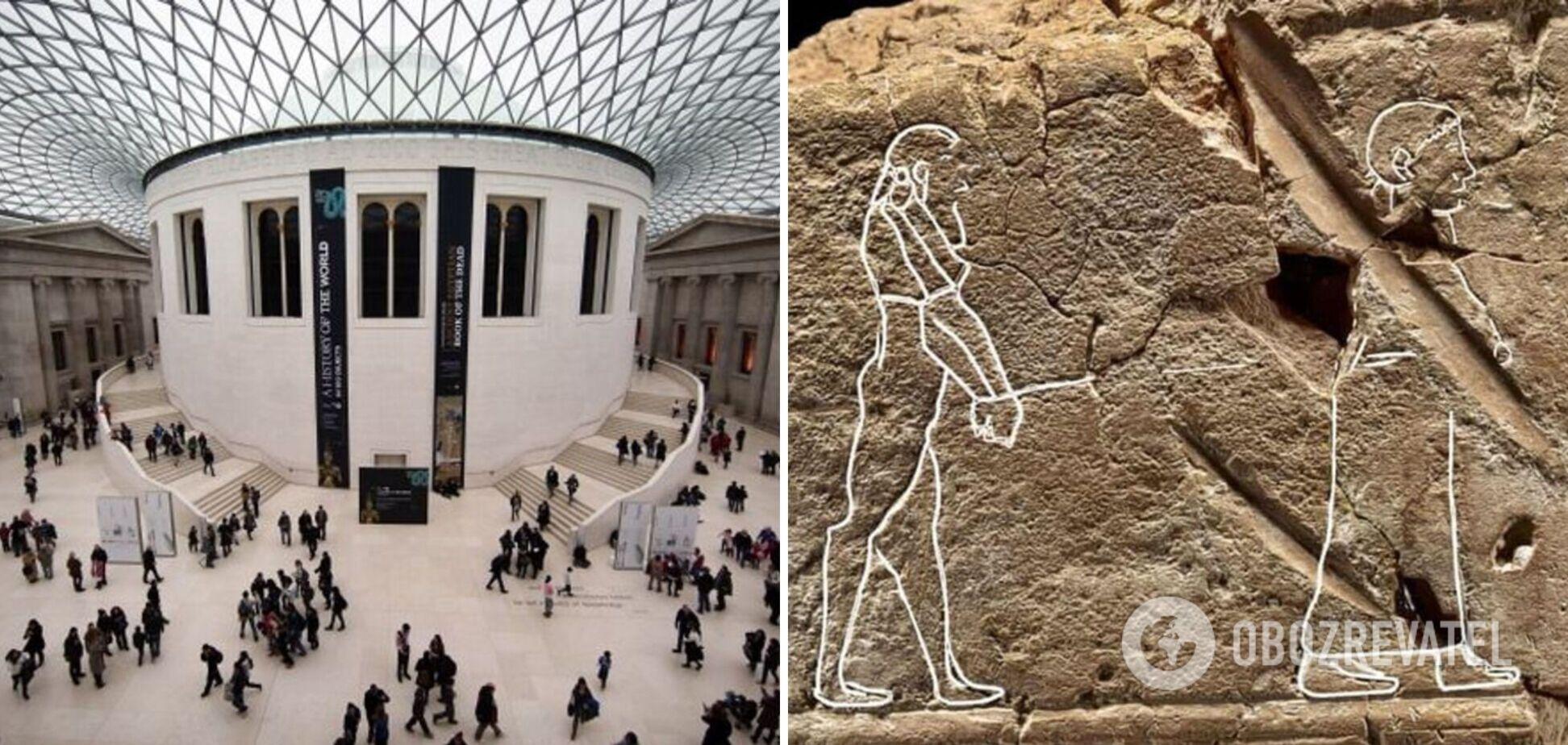 На вавилонській табличці, якій 3,5 тис. років, побачили зображення примари. Фото