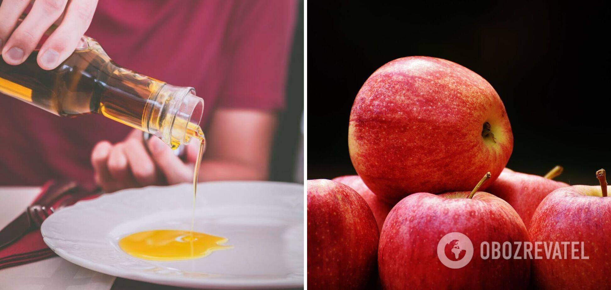 Як приготувати яблучний оцет у домашніх умовах: поради експертки