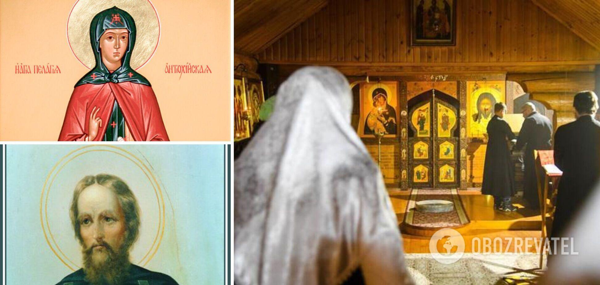 Праздник 21 октября: что нельзя делать на Пелагии и Досифея, народные приметы и именины