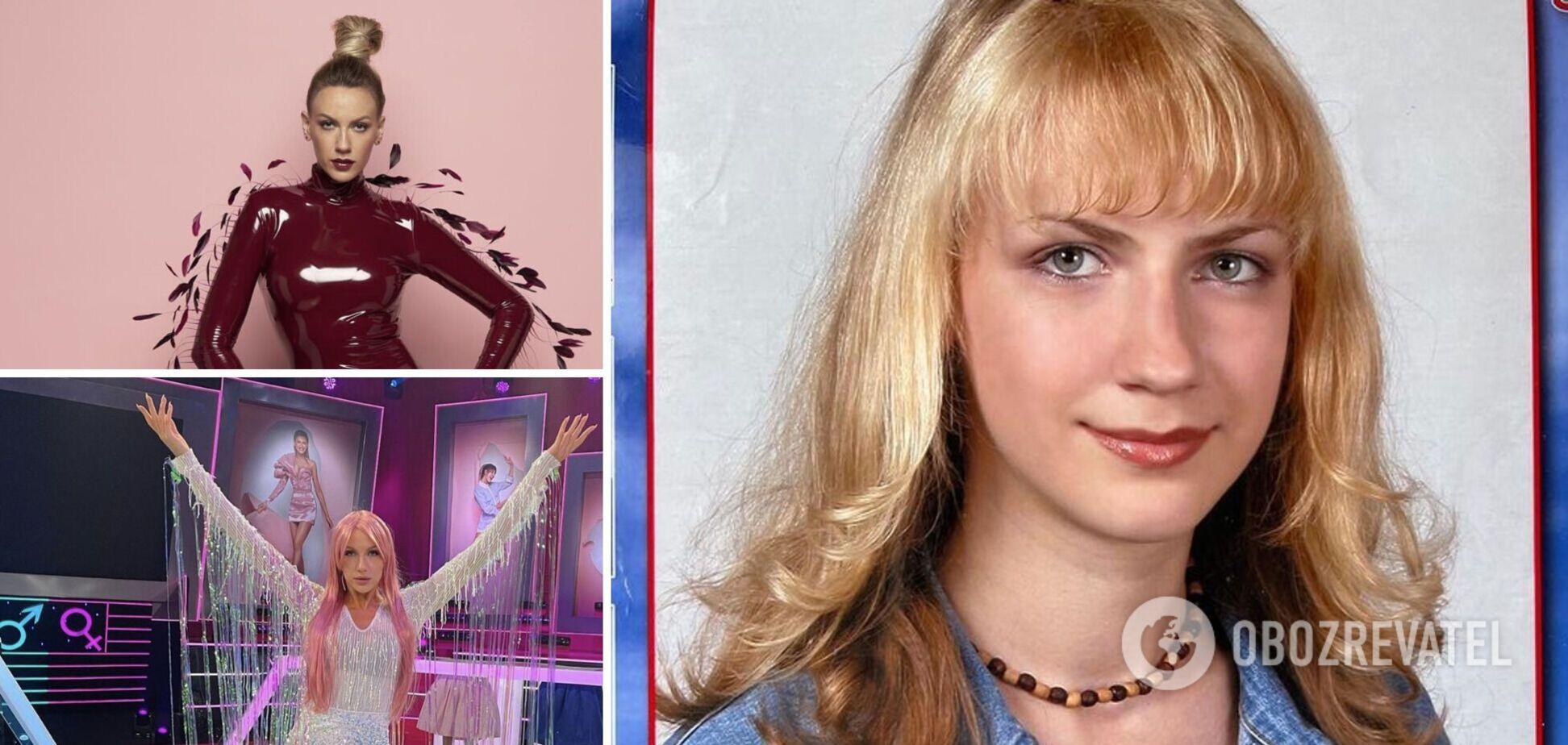 Леся Никитюк обладает роскошной модельной фигурой