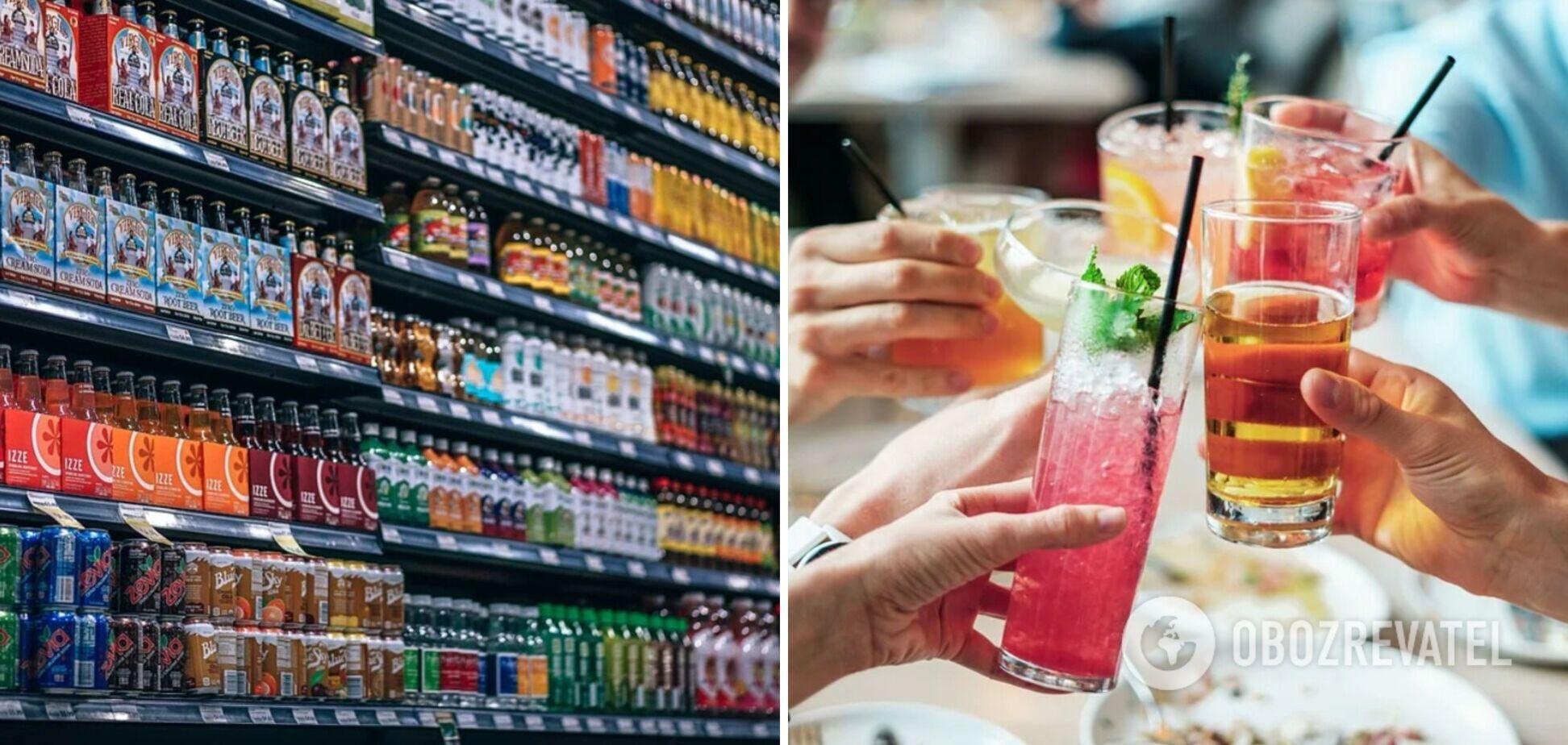 Названі 5 напоїв, від яких варто відмовитися після 40 років