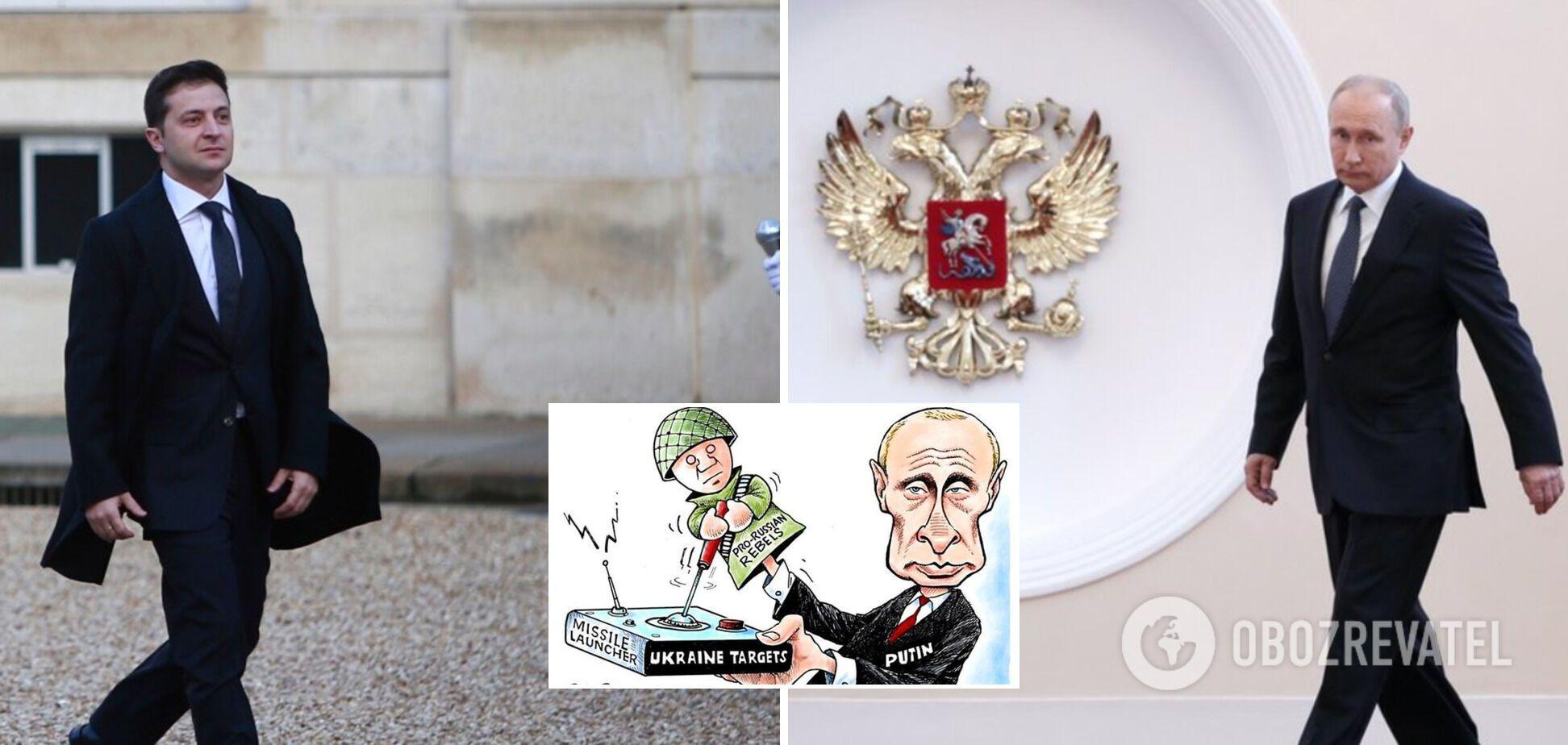 Встреча Зеленского с Путиным: в Кремле выдвинули новое условие