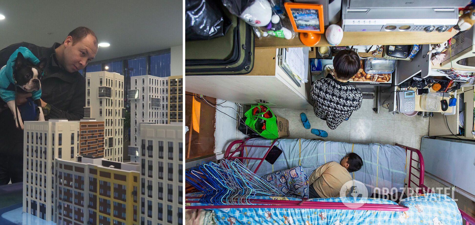 'Денег нет': россиян будут селить в квартиры по 9 метров